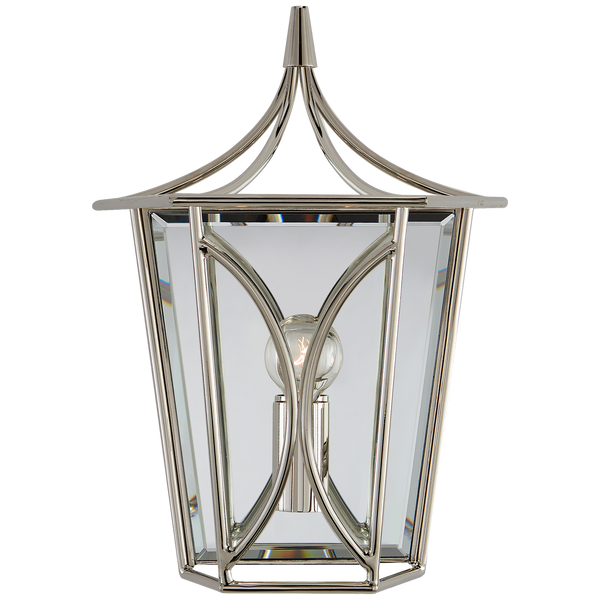 The Pagoda Sconce