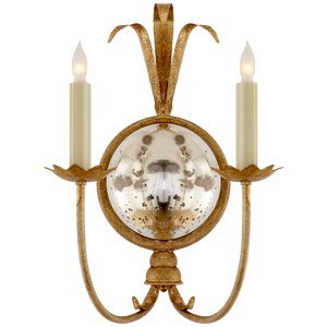 The Mercury Sconce