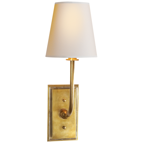 The Hudson Sconce