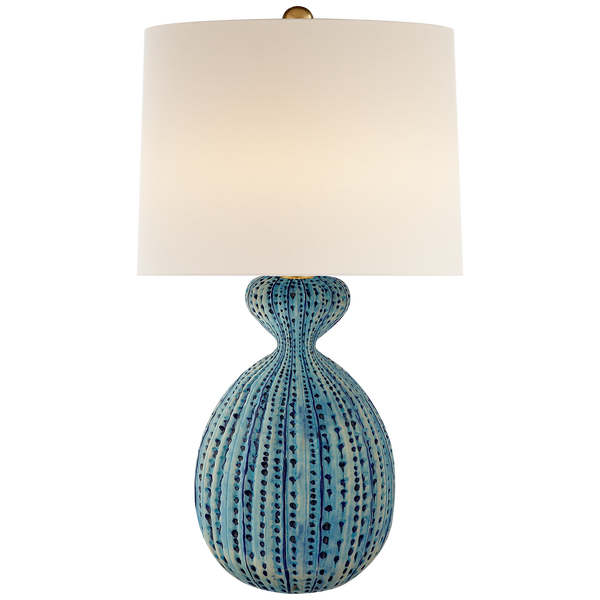 Pebbled Table Lamp