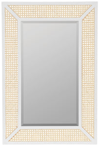 The Abacos Rectangular Mirror