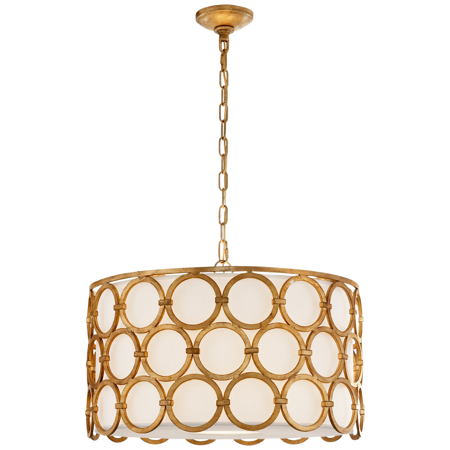 Alex Gilded Hanging Shade
