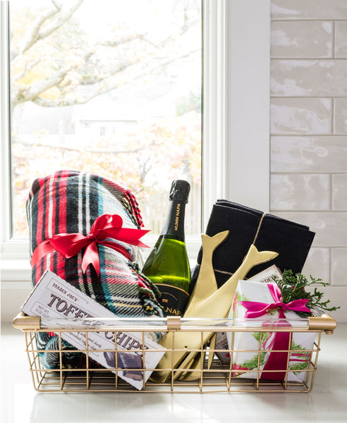 The Beacon Hill Basket Small