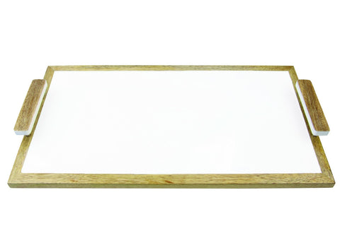 The Falmouth Mango Wood Tray