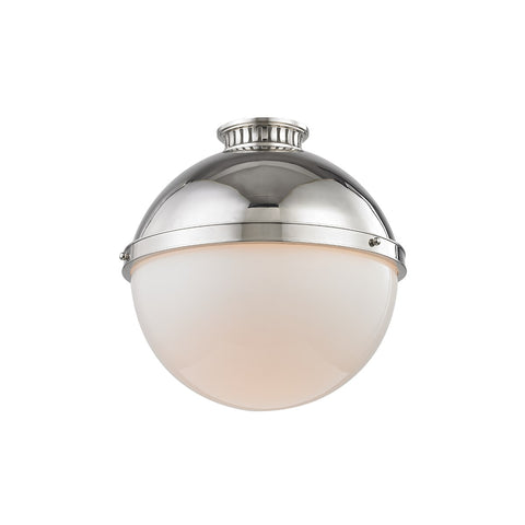 The Cambridge Flush Mount Light