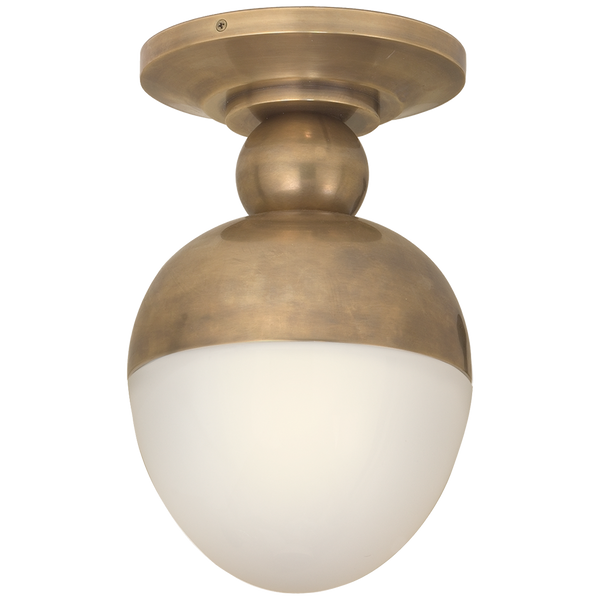 The Clark Flush Mount Light