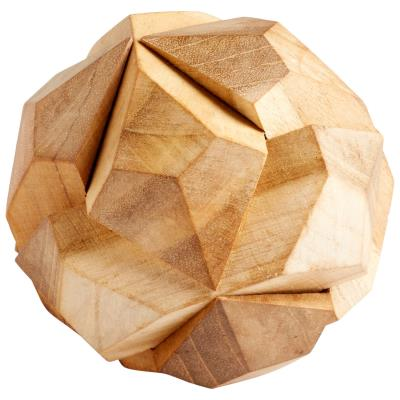 The Geo Wood Ball