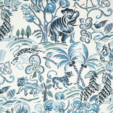 Jungle Love Fabric