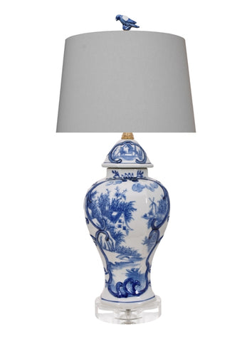 The Bluebird Table Lamp