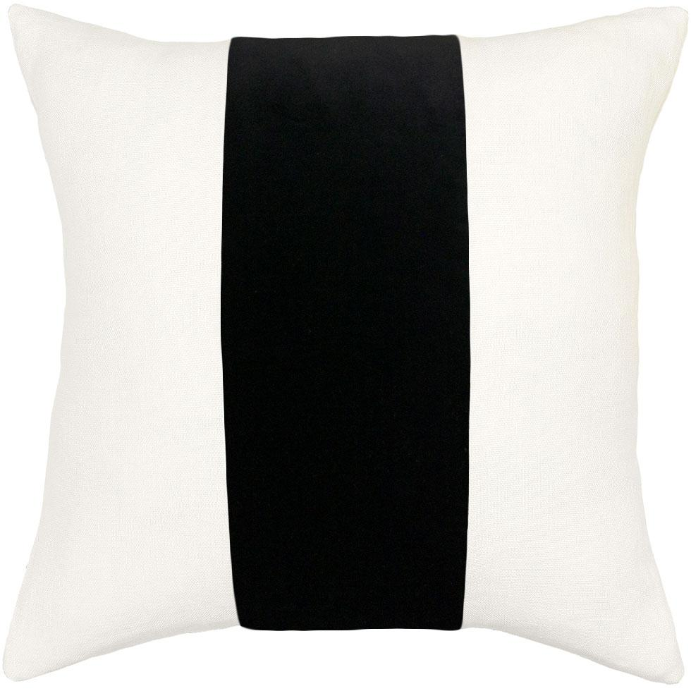 The Ming Pillow Black