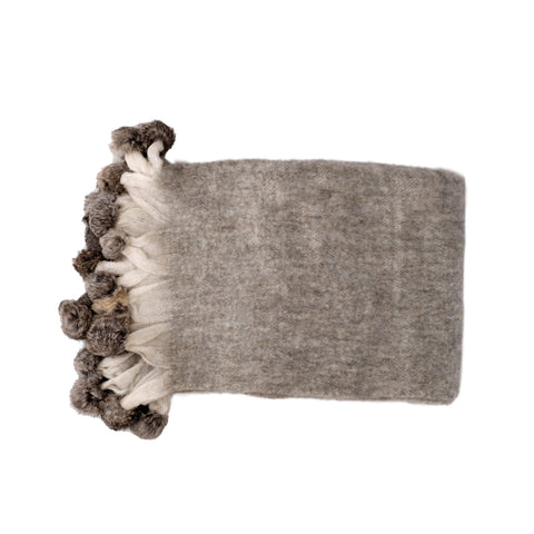 The Bristol Luxe Throw
