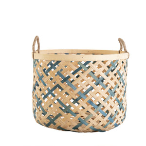 Lufkin Woven Basket, Medium