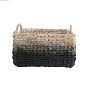 Cascade Woven Basket, Medium