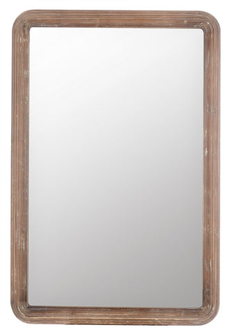 The Rustic Mirror