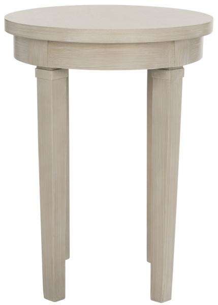 The Tailored End Table