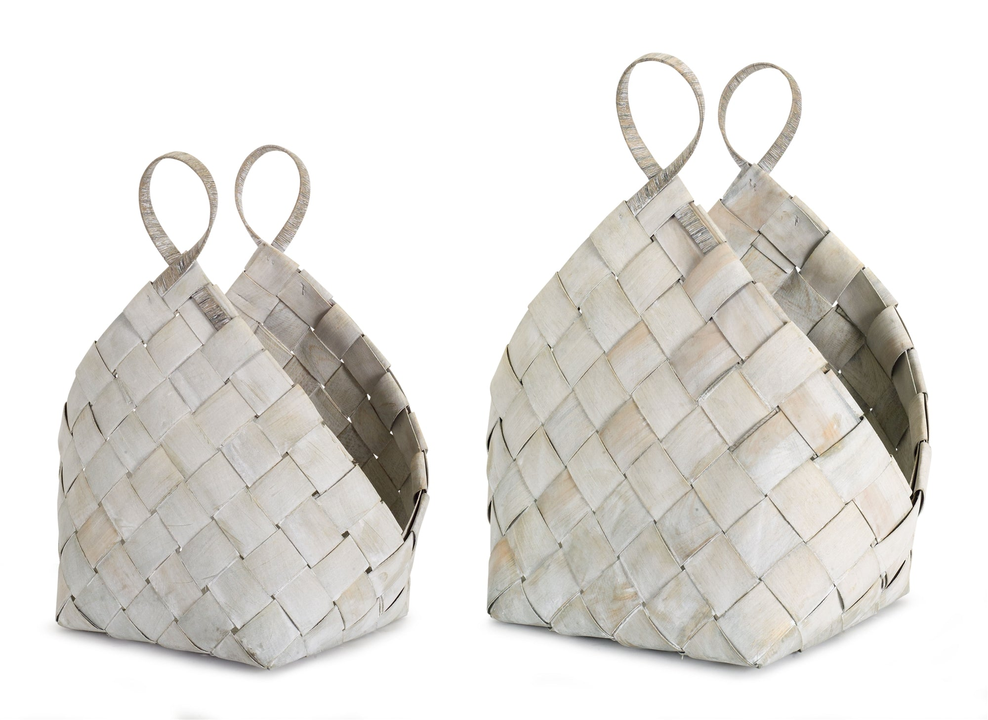 The Carmel Woven Tote (Set of 2)