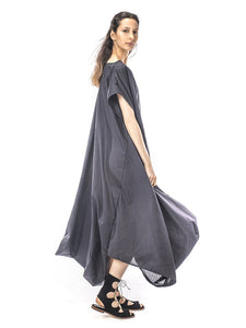 """le jardin II"" oversize dress / langes Kleid"