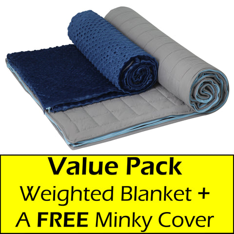 10 lb weighted blanket