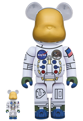 1969 Astronaut Bearbrick Set