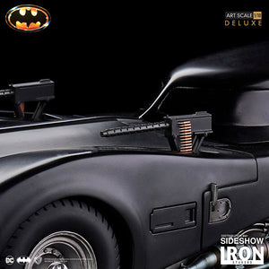 Pre-Order: 1989 Batman and Batmobile