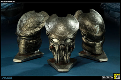 AVP PREDATOR MASK SET