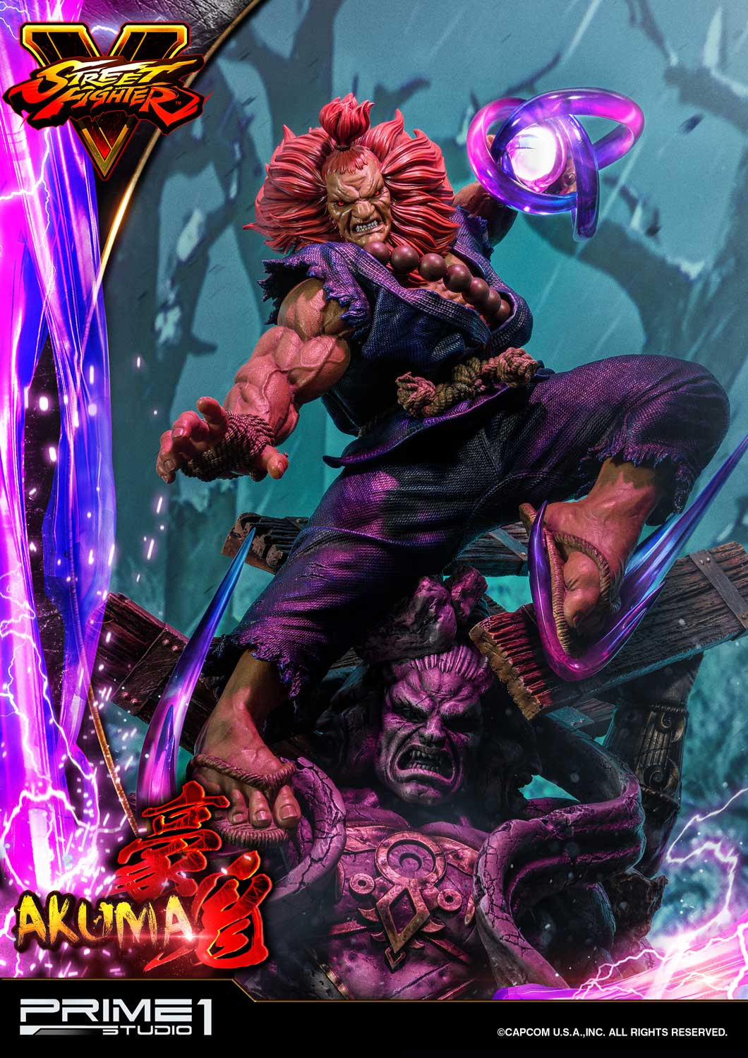 Pre-Order: Akuma Ultimate Version