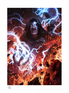 Pre-Order: Print: Darth Sidious Unlimited Power
