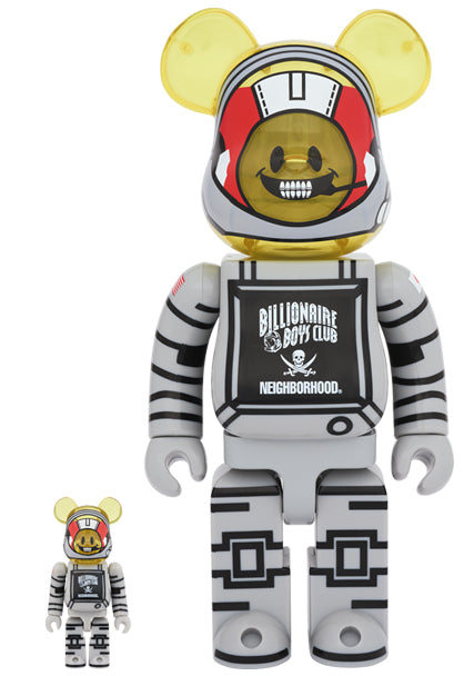 BBC X NEIGHBORHOOD BEARBRICK SET