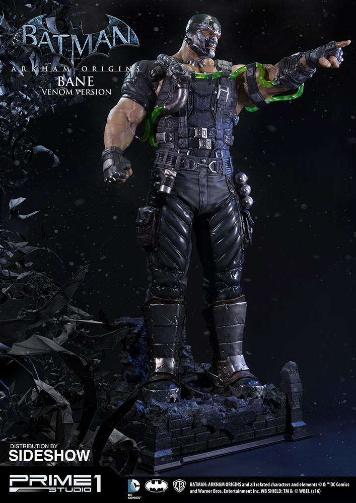 Bane Venom Version