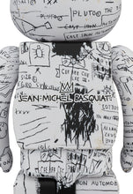Load image into Gallery viewer, Basquiat Ver 3 Bearbrick Set