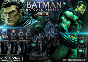 Pre-Order: BH Batman Batcave Deluxe Version