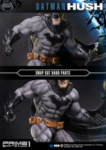 Pre-Order: Batman Hush Batman Black