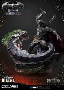Pre-Order: Batman vs Joker Dragon Deluxe
