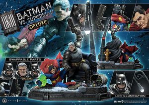 PRE-ORDER: BATMAN VS SUPERMAN DELUXE BONUS VERSION