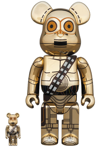 C-3PO Bearbrick Set