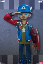 Load image into Gallery viewer, Pre-Order: Captain America Designer Toy