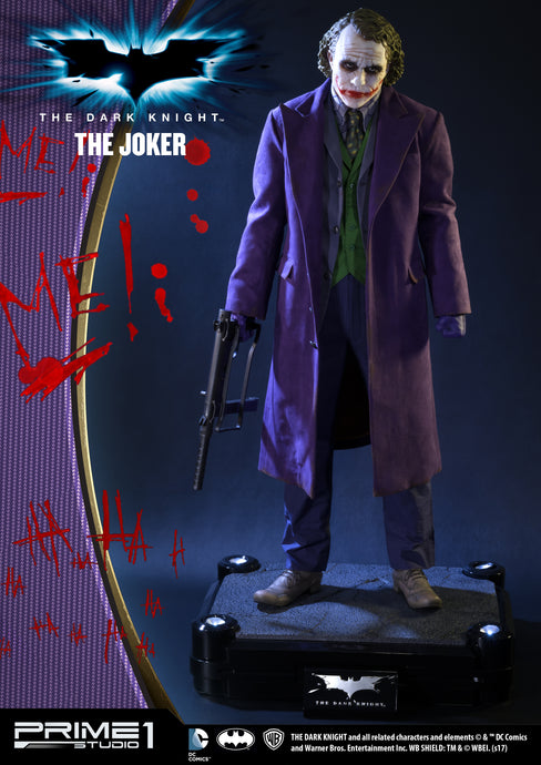 The Joker 1/2 Scale Statue