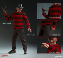 Load image into Gallery viewer, PRE-ORDER: FREDDY KRUEGER SIXTH SCALE FIGURE