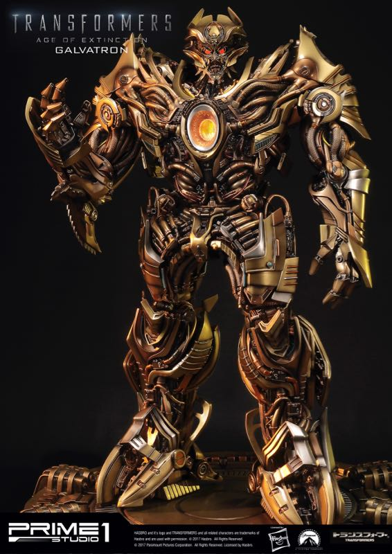 Galvatron Gold Version