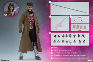 PRE-ORDER: GAMBIT SIXTH SCALE