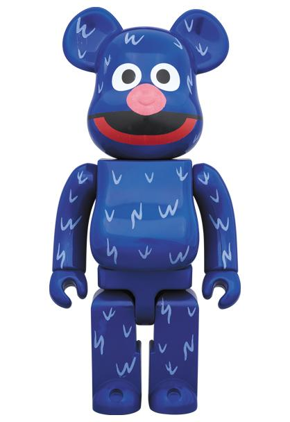 Grover 400% Bearbrick