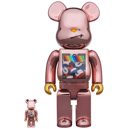 JSB Pink Bearbrick Set
