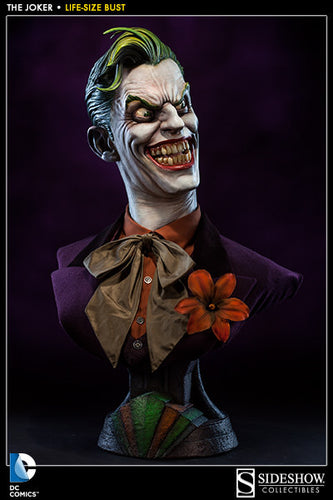 The Joker Bust