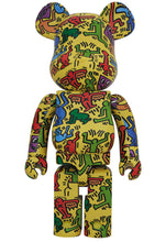 Load image into Gallery viewer, KEITH HARING VERSION 5 1000% BEARBRICK