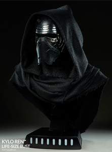 Kylo Ren Life Size Bust