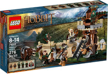 Load image into Gallery viewer, Lego: The Hobbit Milkwood Elf Army 79012