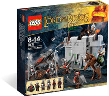 Load image into Gallery viewer, Lego: LOTR Uruk-Hai 9471