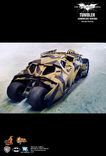 Camo Tumbler Sixth Scale Vehicle