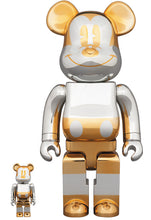 Load image into Gallery viewer, Mickey x Sorayama Bearbrick Set