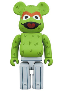 Oscar the Grouch 1000% Bearbrick